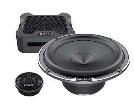 Hertz MPK 165.3 Car Audio Speaker Component System