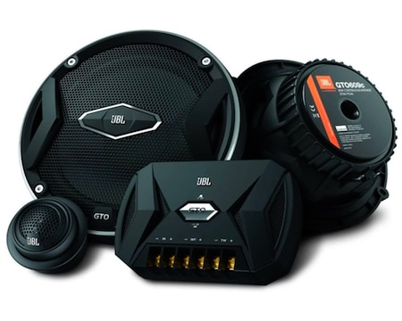 JBL GTO609C Car audio component system