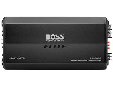 BOSS Audio Systems Elite BE4000D Class D Car Amplifier