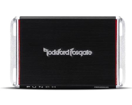 Rockford Fosgate pbr400x4 Powerful Amplifier