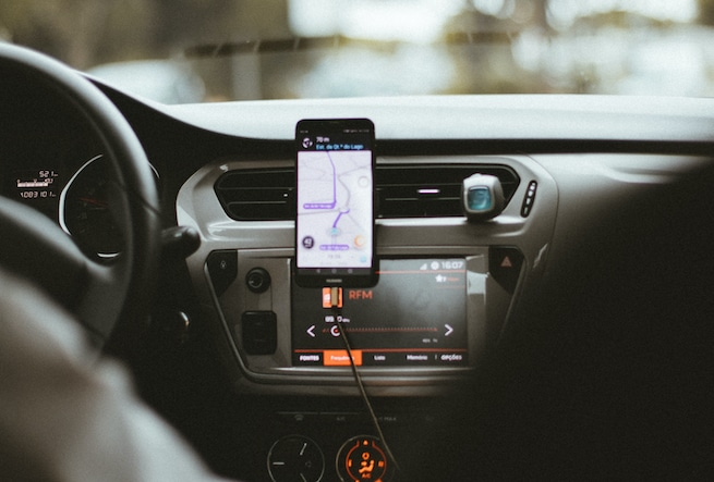 Make money with your car driving for Uber or Lyft