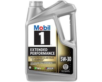 Mobil 1 Extended Performance 5W30 Motor Oil