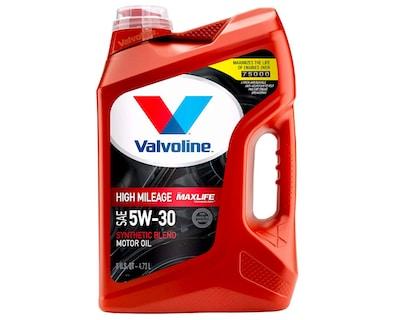 Maxlife High Mileage Best 5w30 Viscosity Oil
