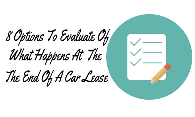 8 Options Of What Happens When A Lease Is Ending