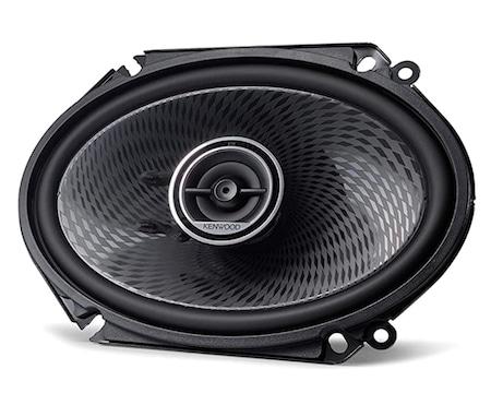 Kenwood KFC-C6896P 6x8 Inch 360 Watt Oval Custom Fit 2 Way Car Speakers
