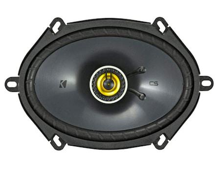 Kicker 46CSC684 CS-Series CSC68 6x8-Inch Speakers