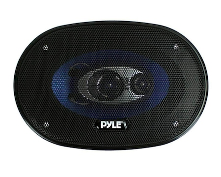 Pyle 4x6 ThreeWay Sound Speaker System