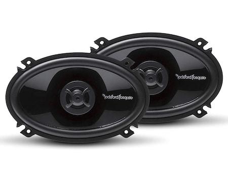 Rockford Fosgate P1462 Punch 4x6 2-way Full Range Speaker