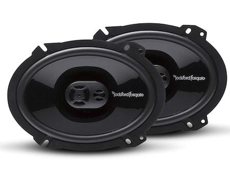 Rockfords Punch 6x8 3-Way Full Range Speaker