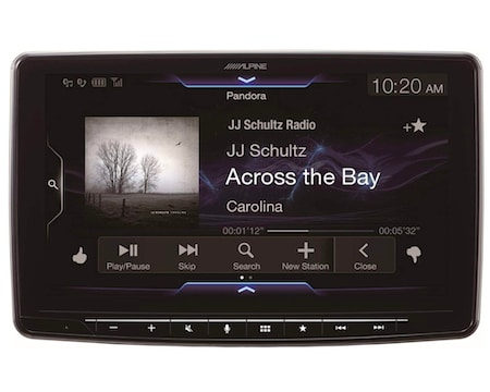 Electronics iLX-F309TND Alpine Electronics System for 4-Door Toyota Tundra