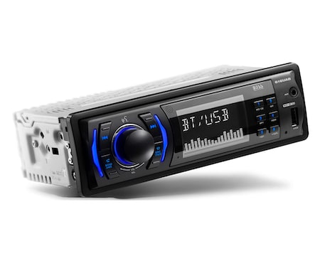 BOSS Audio Systems 616UAB Multimedia Car Stereo - Single Din Bluetooth Audio