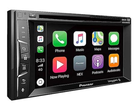Pioneer AVH-1400NEX in-Dash Nex DVD Receiver