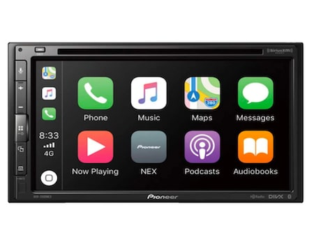 Pioneer AVH-2500NEX In-Dash 2-Din Touchscreen Display DVD MP3 Stereo Receiver