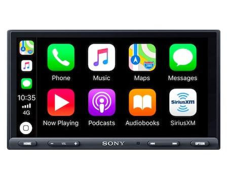 Sony XAV-AX5000 7Inch Android Auto Receiver