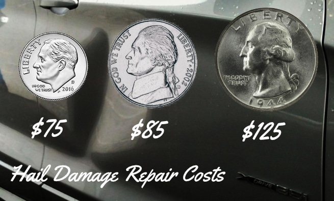How Much Does Paintless Dent Repair Cost