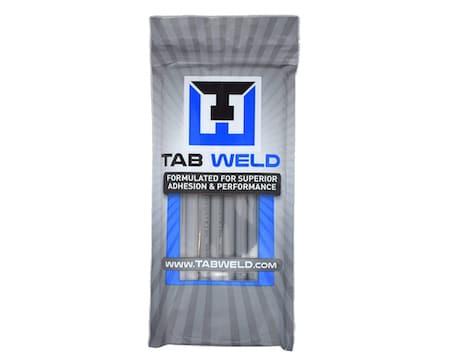 Tab Weld KECO Gray PDR Glue Sticks