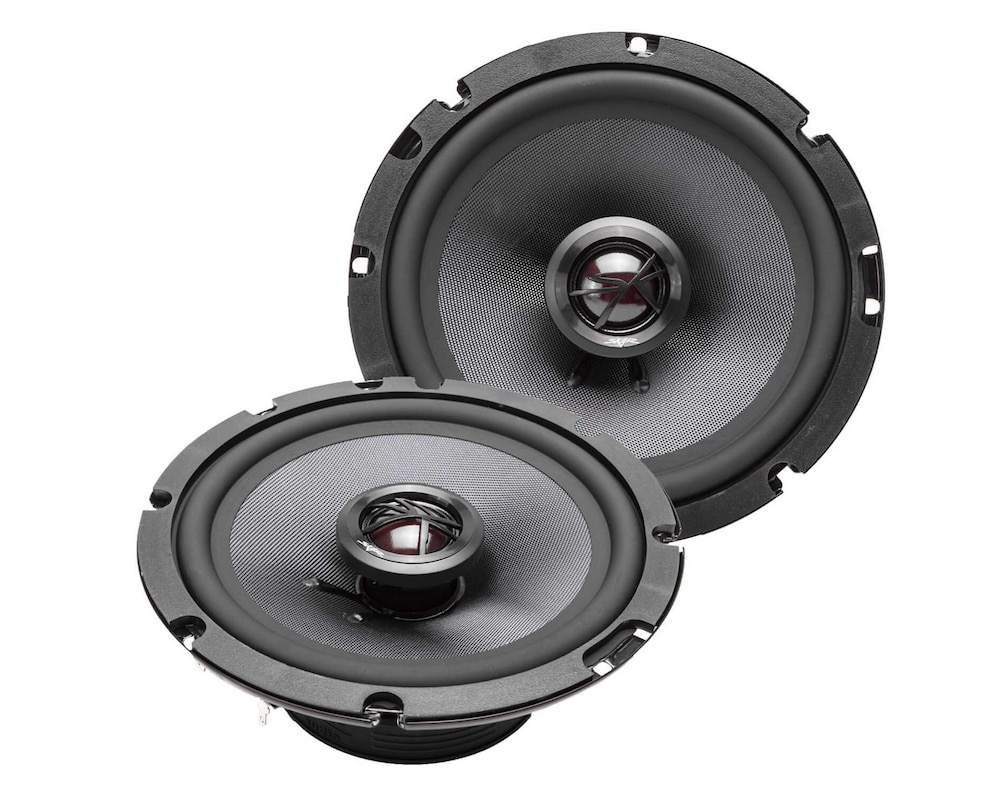 Brand new coaxial speakers