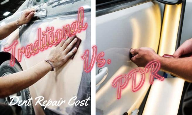 Different types of dent repair