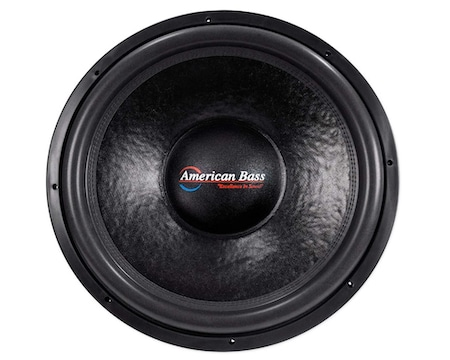 American Bass HD18D2 HD 18 Inch 4000w Competition Car Subwoofer