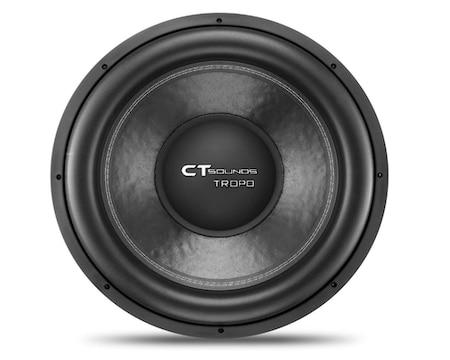 CT Sounds TROPO 18 D2 18 Inch Car Subwoofer