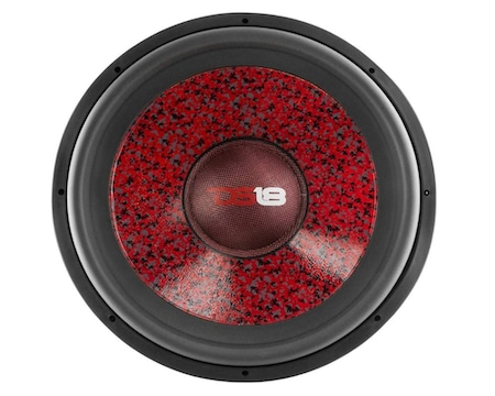 DS18 Troublemaker SPL Competition Subwoofer 18 Inch