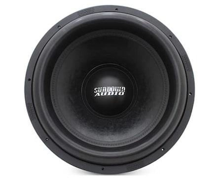 Sundown Audio X 18 v3 D2 18 Inch Sub
